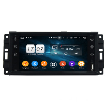 android car dvd gps for compass wrangler